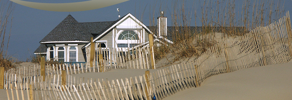 Outer Banks Real Estate Oceanfront Property