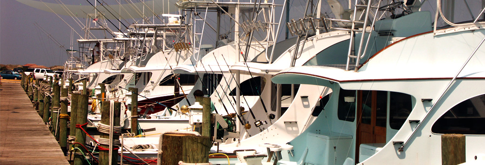 Outer Banks Real Estate Marina